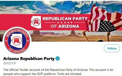 """The AZ GOP now claims the DOJ is trying to interfere with the Maricopa Audit–ironic that same DOJ ignored """"The Big Lie"""""""