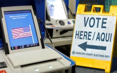 """BREAKING: Maricopa County did not have """"admin"""" access to the 2020 election–this means they ceded ownership of election to their outside system provider"""