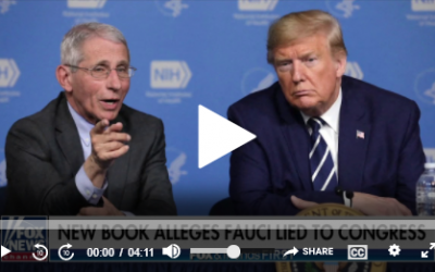 DIRTY DOCTOR: Fauci Lied to Congress on Why Trump Canceled Wuhan Lab Funding that He Kept Funding Anyway