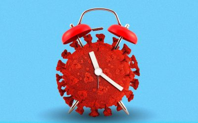 "New data on coronavirus vaccine effectiveness may be ""a wakeup call"""