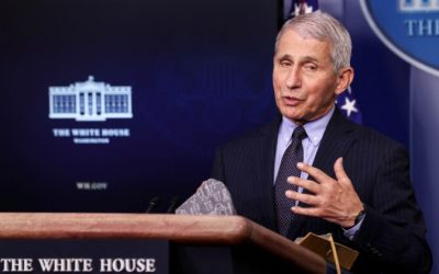 """""""Fauci indicates Full approval (and with approval, the right to sue manufacturer for injury) expected within weeks!""""  Fauci Expects 'Flood' of COVID Vaccine Mandates After FDA Approval"""