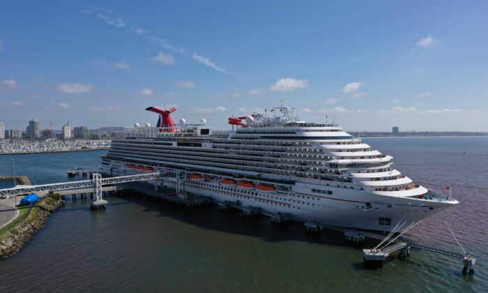 27 Fully-Vaccinated People Aboard Carnival Cruise Test Positive for CCP Virus