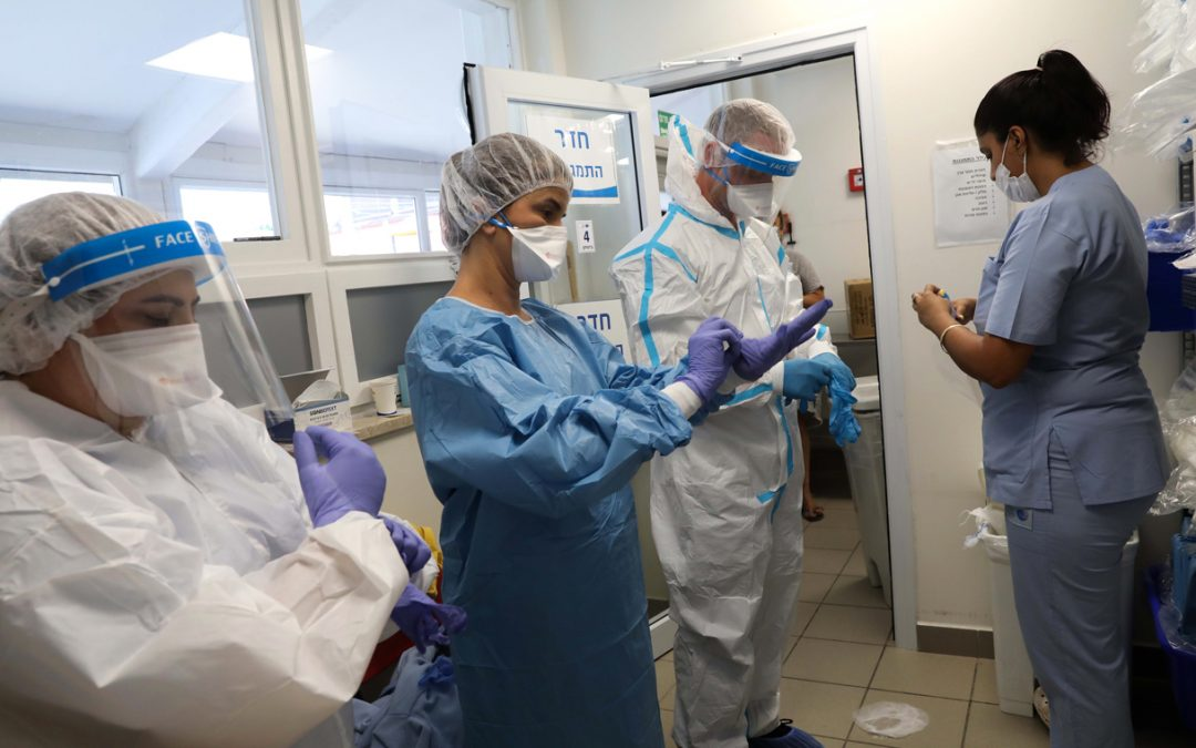 A grim warning from Israel: Vaccination blunts, but does not defeat Delta